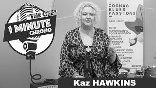 #028 KAZ HAWKINS