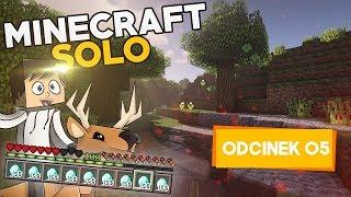 PIERWSZA ENERGIA  | Minecraft SOLO #05 | Sezon 2019 | SoloBox