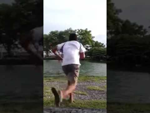 Never do so on fishing :)