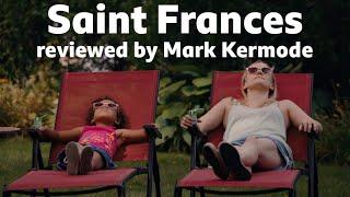 Saint Frances reviewed by Mark Kermode