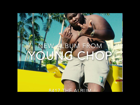 YOUNG CHOP - 8417 ALBUM