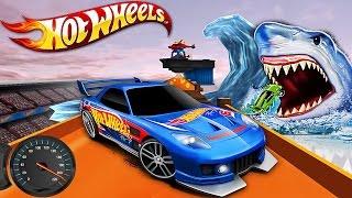 Машинки Хот Вілс гра - Hot Wheels Stunt Track Driver games