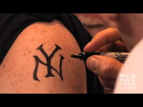 Ami James visits the Fan Cave