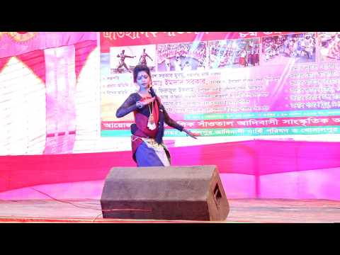 Stage Dance Santali Video //New Stage Perfomance //new Stage Dance//santali Stage Video In Bngladesh