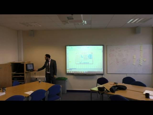 Positivist research - Quantitative Analysis (part 3)