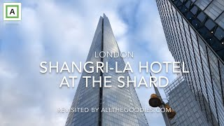 Shangri-La Hotel at the Shard, London | allthegood...