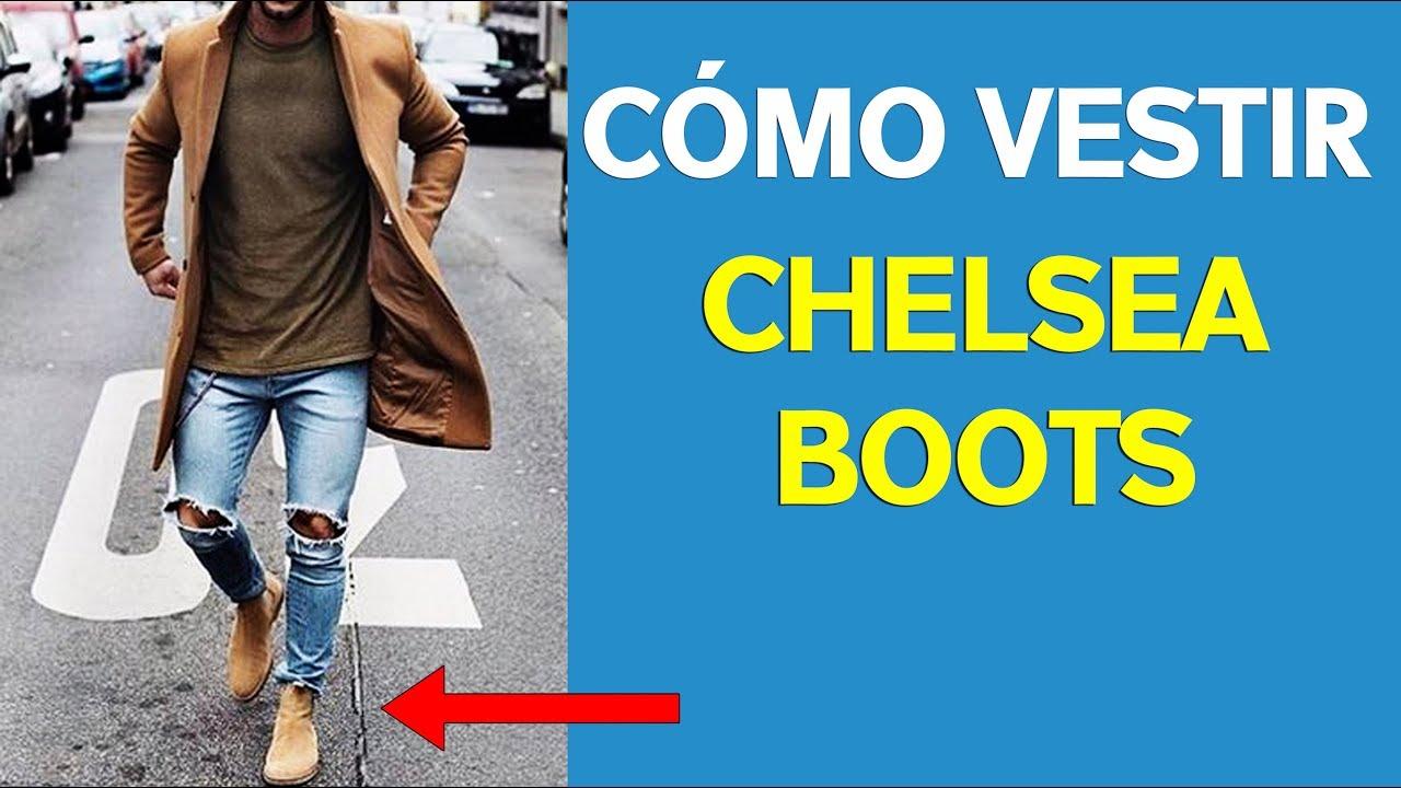 Cómo Vestir Las Botas Chelsea Distintos Estilos