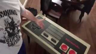Giant Nes Controller (functional)