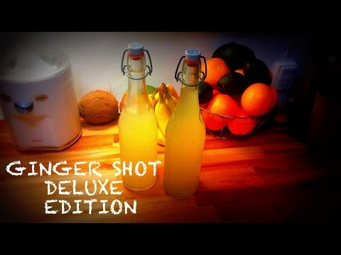 GINGER SHOT DELUXE EDITION