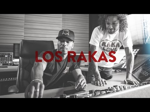 Los Rakas – My Climb. My Music.