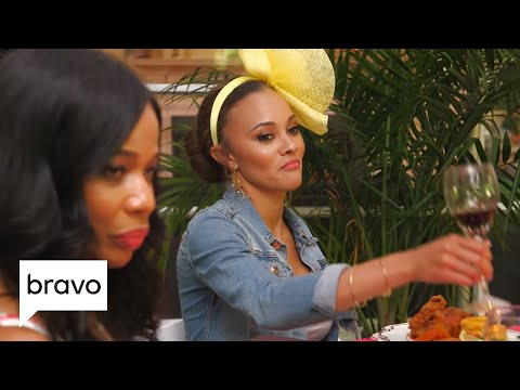RHOP: Robyn Dixon Lets Loose on Ashley Darby (Season 3, Episode 4) | Bravo