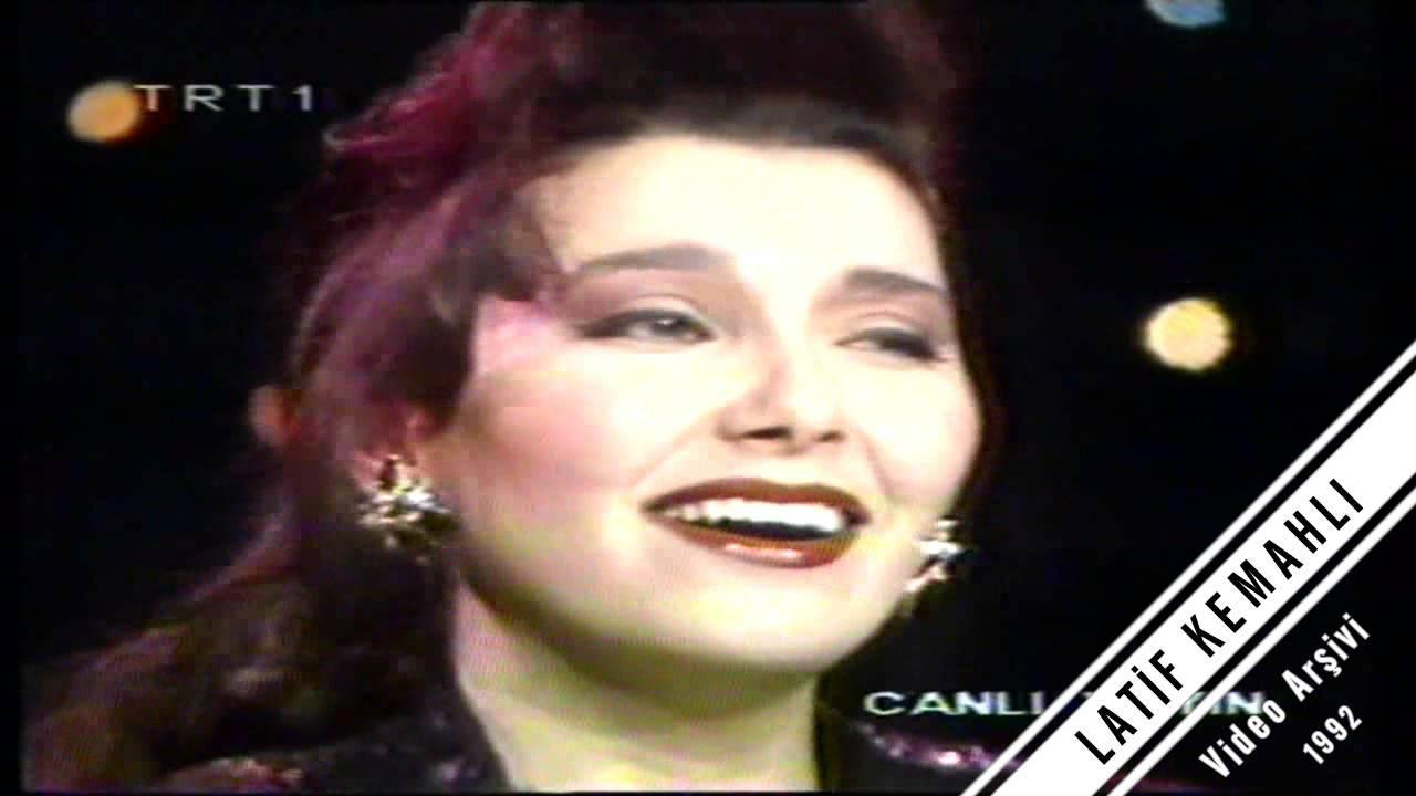 Gülşen Kutlu Erkan Yolaç Haftasonu trt 1  Türk Halk Müziği  1992 Nostalji Konser Kaset5