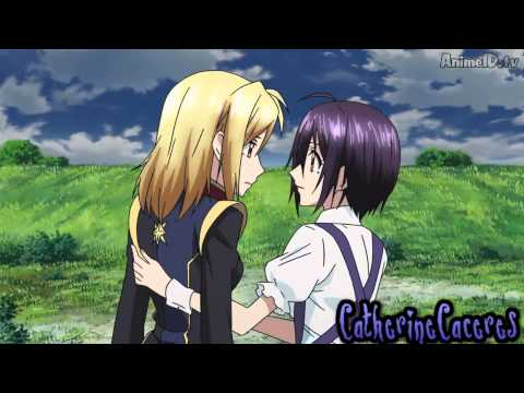 ◑Cross Ange◑◉Amv◉I Want You To Know◉Ange and Tusk and Embryo