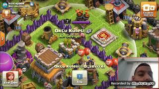 Clash of clans köylerinizi inceldim (klanımıza gelin)