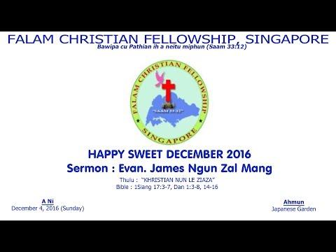 FCFS HAPPY SWEET DECEMBER 2016
