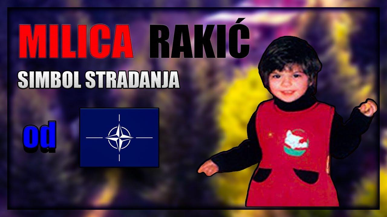 MILICA RAKIĆ - Mali Andjeo Na Nebu (ŽRTVA nato BOMBARDOVANJA)!