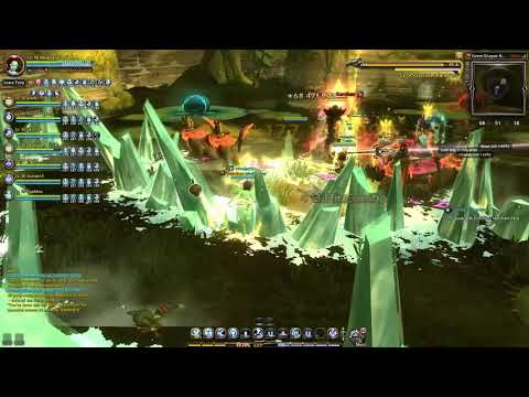 [Dragon Nest EU] Green Dragon Nest Time Attack - First Clear - Light Fury PoV