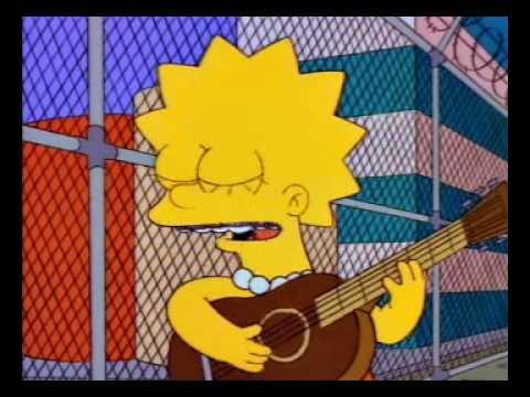 Mason Williams - Classical Gas E Lisa Simpson - Lisa's Protest Song/Classical Gas