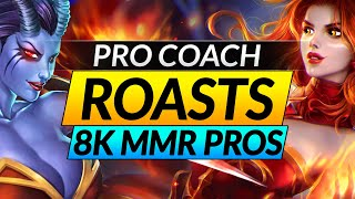 Download Lagu Why EVERYONE IS BAD at Dota 2 - EVEN 8K MMR Players - Pro Coach Analysis and Tips mp3