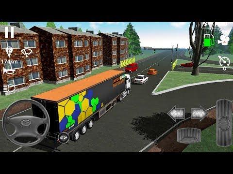 Cargo Transport Simulator #1 - Android IOS gameplay