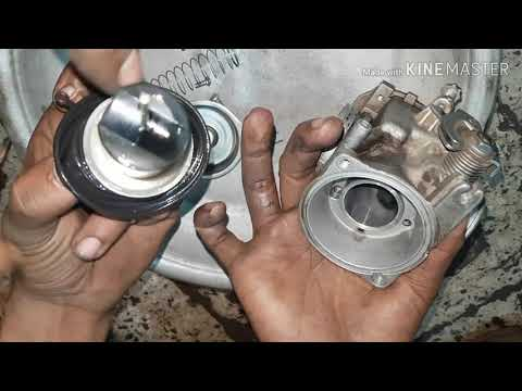Clean and Rebuild CV Carburetor Suzuki Gixxer sp 155