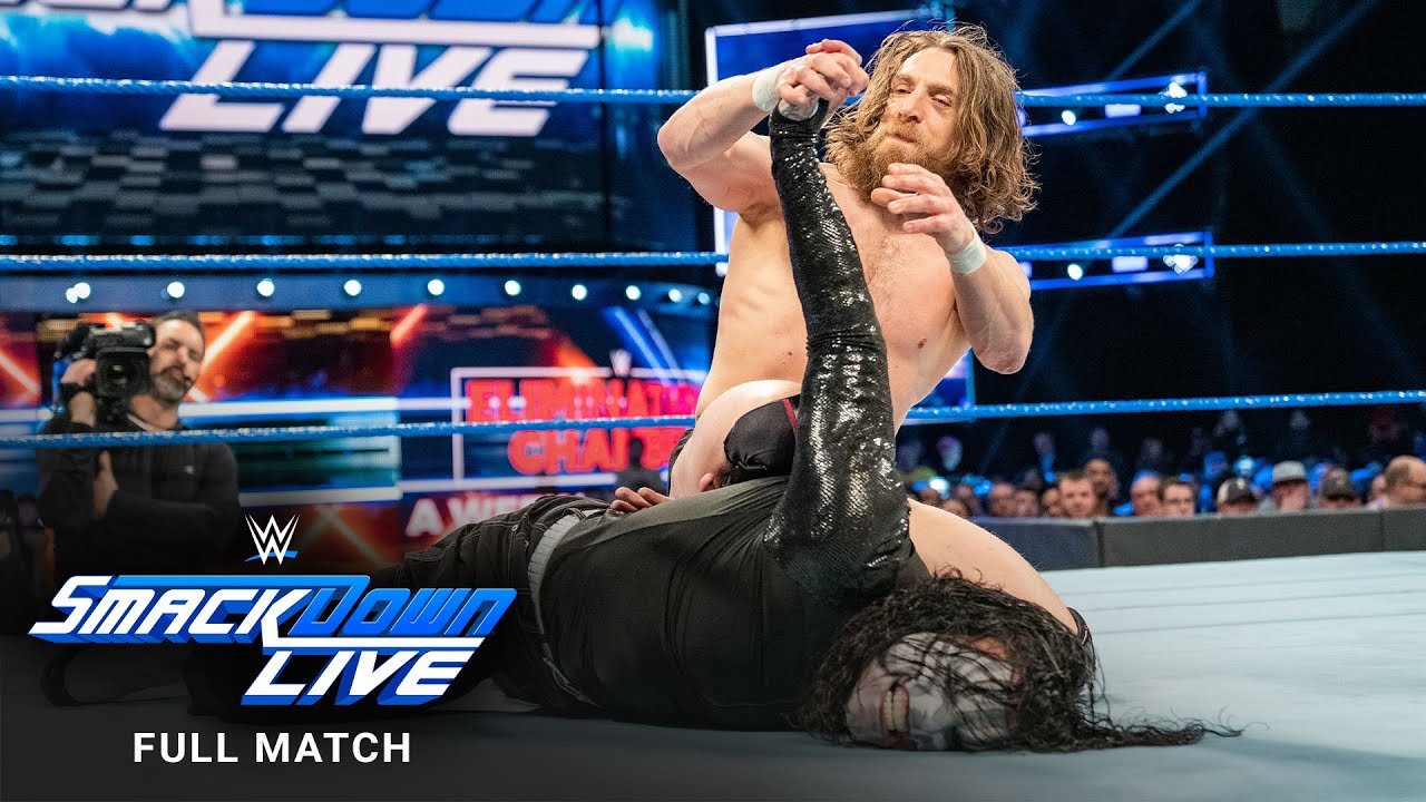 FULL MATCH - Jeff Hardy vs. Daniel Bryan: SmackDown LIVE, February 5, 2019