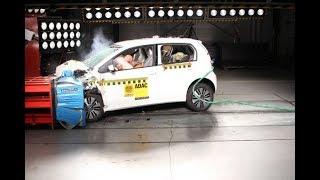 Teste de Colisão Volkswagen UP - Crash Test Br