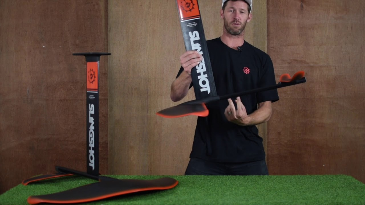 Jeff Mckee chats about the New 2019 Slingshot Hover Glide FSurf Foil