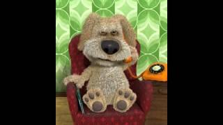 Говорящая,прикольная и смешная собака Бен Мультик для детей 4