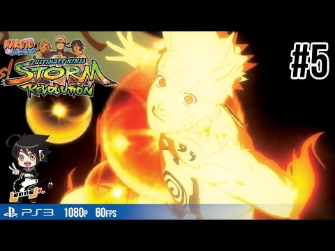 Naruto Shippuden Ultimate Ninja Storm Revolution[Pt5]: ผ่าน C Rank