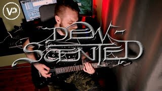 DEW-SCENTED - Arise From Decay (guitar cover)