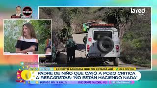 España: experto asegura que niño de 2 años no estaría atrapado en el pozo