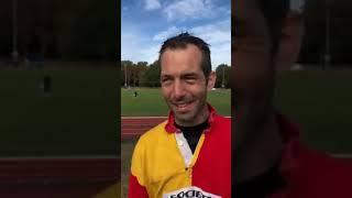 Interview de Julien Lehay, bénévole de la LIFR, sur le rugby loisir