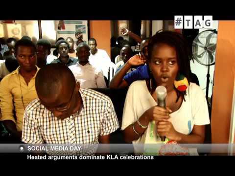 #TAG coverage from 2014 Social Media Day Kampala - Part 2