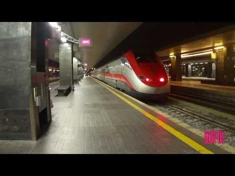 Stazione di Roma Termini - Rome Terminal Train Station.