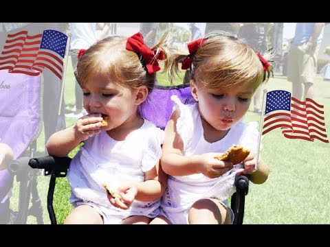 HILARIOUS FAMILY MEMORIAL DAY BBQ!
