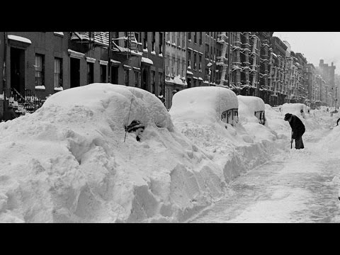 Top 10 Biggest Snowstorms Ever Recorded || Pastimers