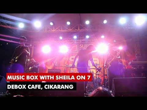 Music Box with Sheila On 7 (HD)