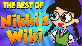 Best of Nikki's Wiki 2016! | Cool School Compilation
