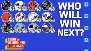 Which Franchise Without a Super Bowl Will Win One Next?   Good Morning Football   NFL Network