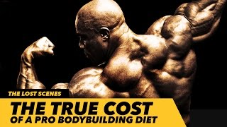 Phil Heath Reveals The True Cost of a Pro Bodybuilding Diet | Generation Iron