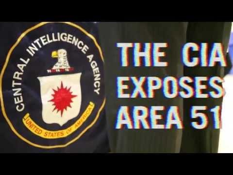 THE CIA & AREA 51 EXPOSED