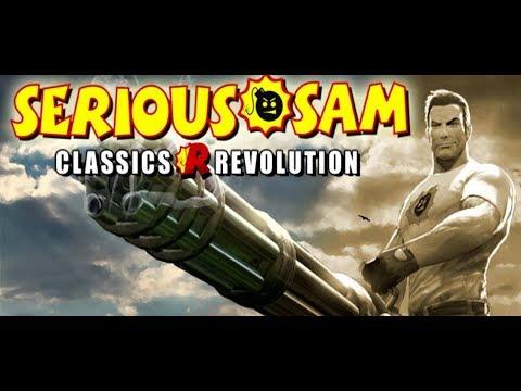 Честный обзор Serious Sam Classics: Revolution