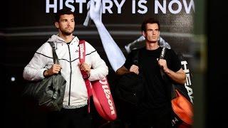 Andy Murray v Grigor Dimitrov highlights (4R) - Australian Open 2015