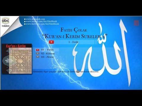 Abdullah Altun Fetih Sûresi سورة الفتح