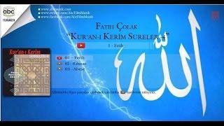 Fatih Çollak - Rahman