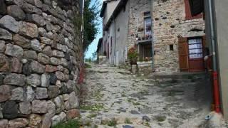 ANTRAIGUES sur VOLANE   -   le village de Jean FERRAT.