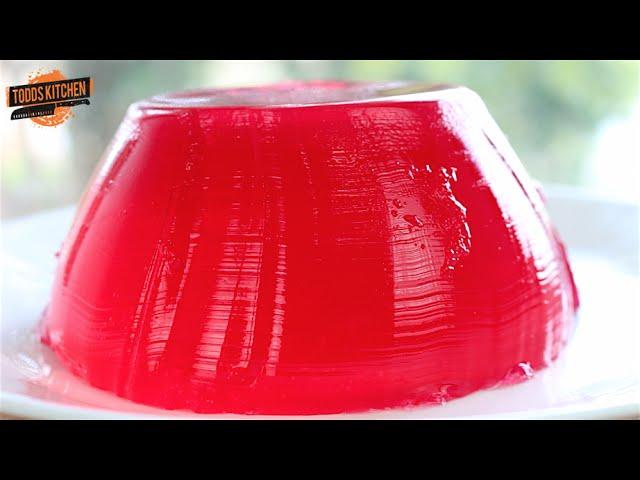 How To Make Sugar Free Jello Youtube