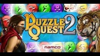Puzzle Quest 2 Gameplay