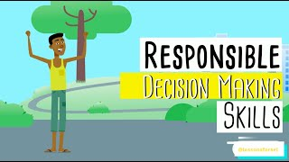 SOCIAL EMOTIONAL LEARNING VIDEO LESSONS: WEEK 9 - MAKING GOOD CHOICES